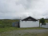 Kilmuir Hall, Skye, site of former basket 'factory' on Skye