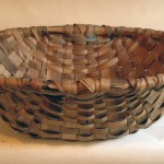 Spale basket side-view, Hope MacDougall Collection