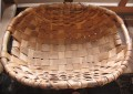 Spale basket from above, Hope MacDougall Collection