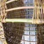 Weaving progresses. Making a mudag