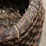 Heather creel rim detail
