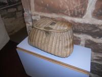 angling basket - Arran Heritage Museum