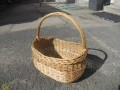 Shopping Basket used in Glasgow in the first half of 20th Century.