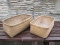 Linen baskets, Castlehill Heritage Museum