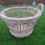 Quarter Cran size basket by Henry Mellor owned by Chrissie White