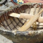 Coracle at Portsoy Boat Festival