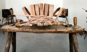 oak swill weaving