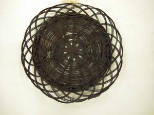 Wester Ross bannock basket. Highland Folk Museum
