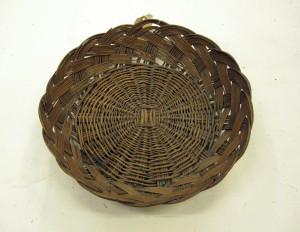 Bannock basket Arachle, Argyll. Highland Folk Museum