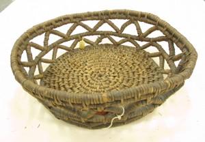 Perthshire bannock basket, Highland Folk Museum