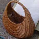 'Brigitte Bardot' basket by Donald Crawford, Ard Fern