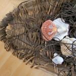 Small Line Basket. Comunn Eachdraidh Siabost, Lewis